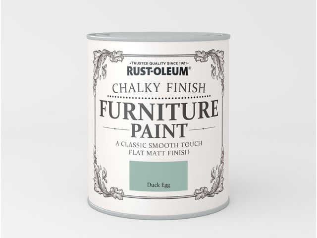 Rustoleum Chalk Furniture Paint Duck Egg
