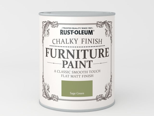 Rustoleum Chalk Furniture Paint Sage Green