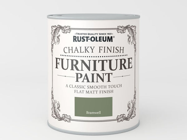 Rustoleum Chalk Furniture Paint Bramwell 125ml