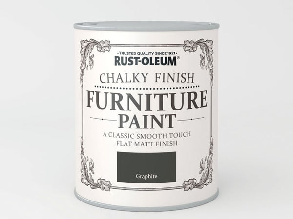 Rustoleum Chalk Furniture Paint Graphite