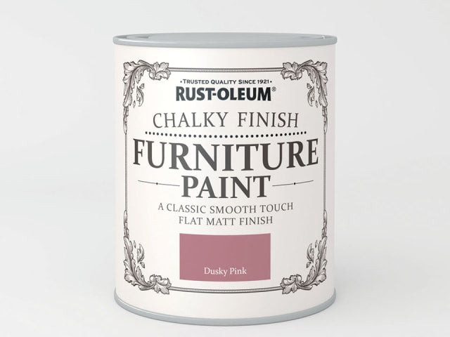Rustoleum Chalk Furniture Paint Dusty Pink