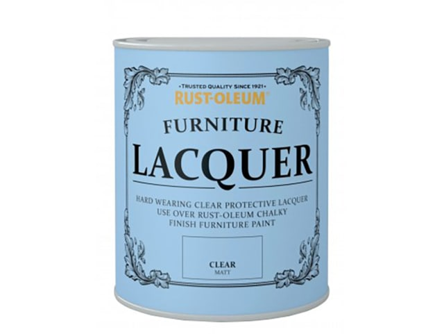 Rustoleum Furniture Lacquer Matt 125ml