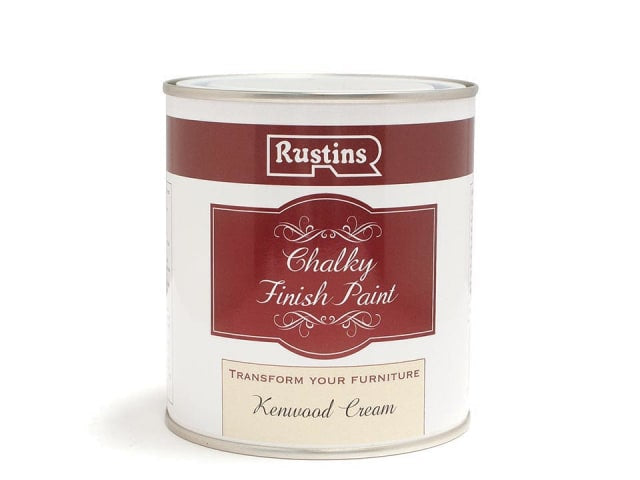 Rustins Chalk Paint Kenwood Cream 250ml