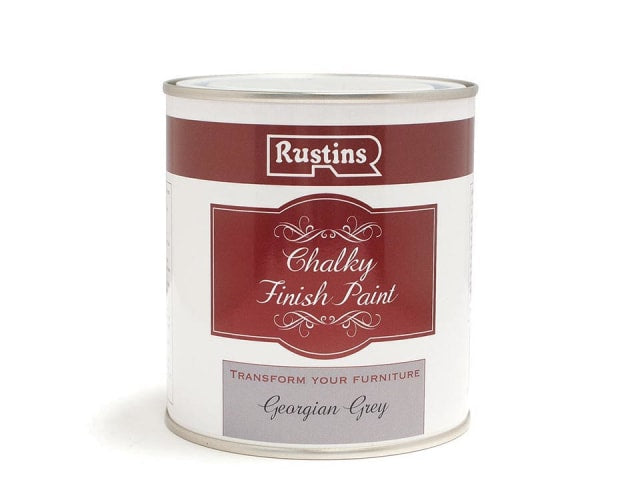 Rustins Chalk Paint Georgian Grey 250ml