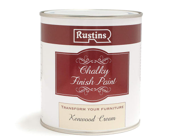 Rustins Chalk Paint Kenwood Cream 500ml