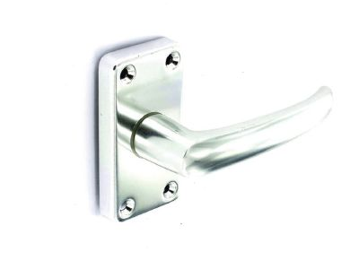 Centurion SSA Cambridge Latch Lever 89mm x 43mm