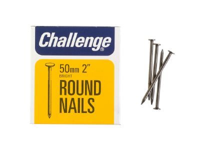 Challenge 12034 Round Wire Nails 100mm