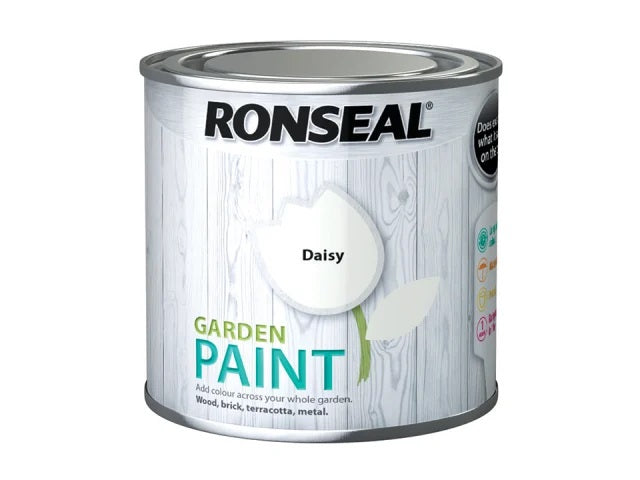 Ronseal Garden Paint Daisy 250ml 37386