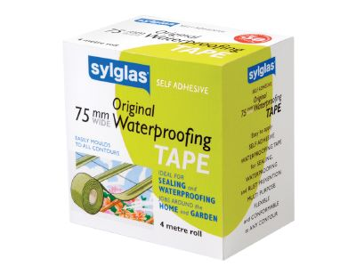 Syglas 8113002 Original Waterproofing Tape 75mm