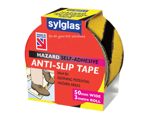 Syglas 8620045 Anti-slip Hazard 50mm x 3m