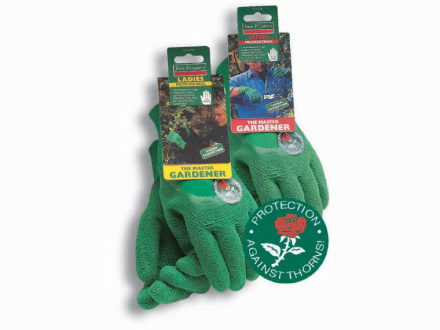 Town & Country TGL 200S Master Gardener Gloves Green Small