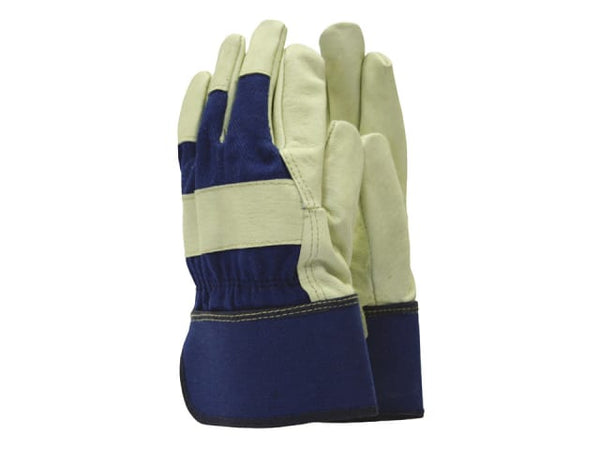 Town & Country TGL 416 Deluxe Washable Leather Mens Gloves