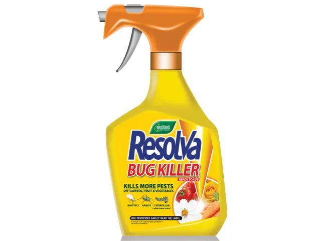 Resolva Bug Killer Ready To Use 1L