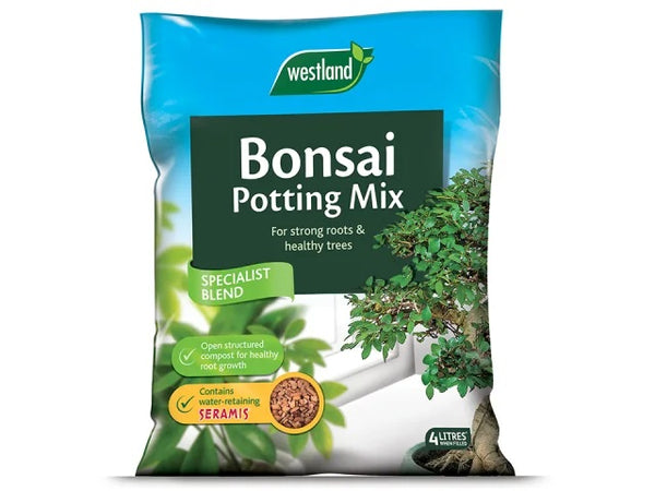 Westland Bonsai Potting Mix With Seramis 4L