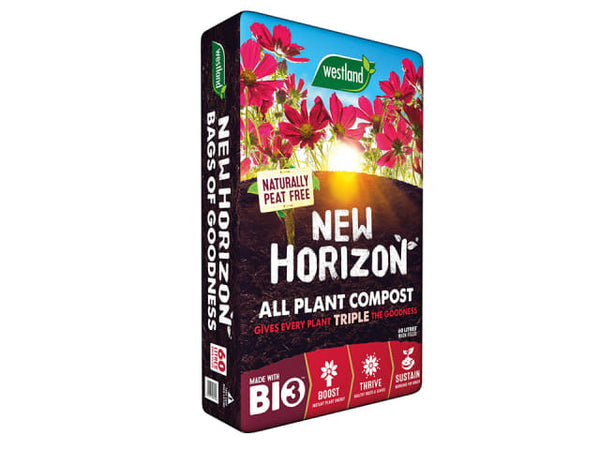 Westland New Horizon All Purpose Compost 60 Litres
