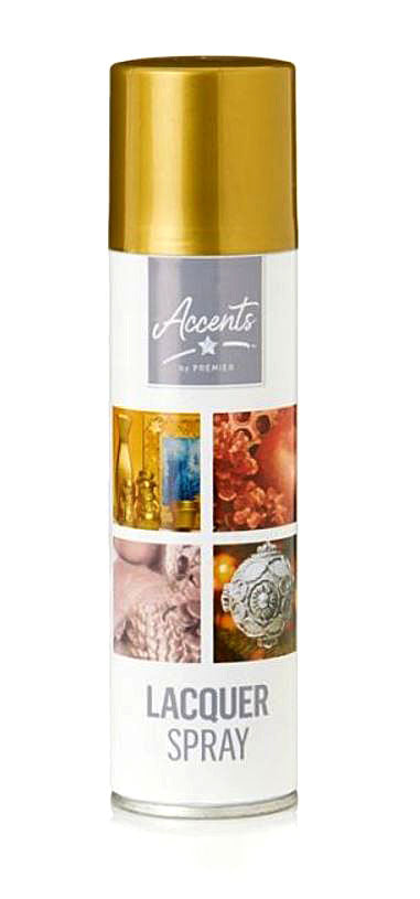 Accents Gold Lacquer Spray 150ml