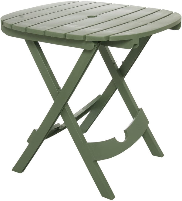 Adams Quik-Fold Cafe Table Sage