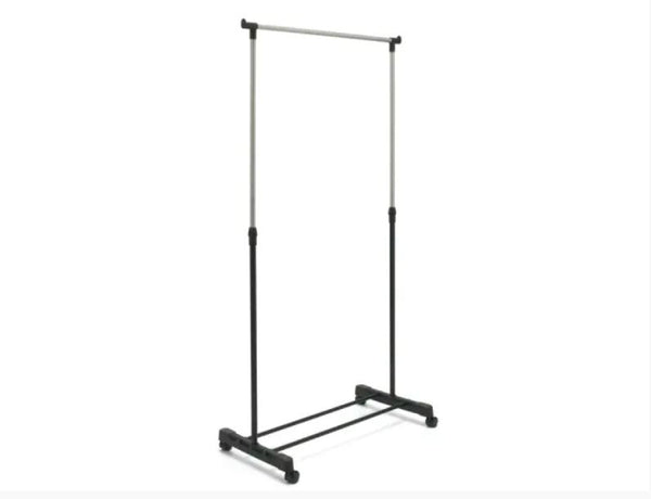 Addis Clothes Rail Graphite & Metallic 514101