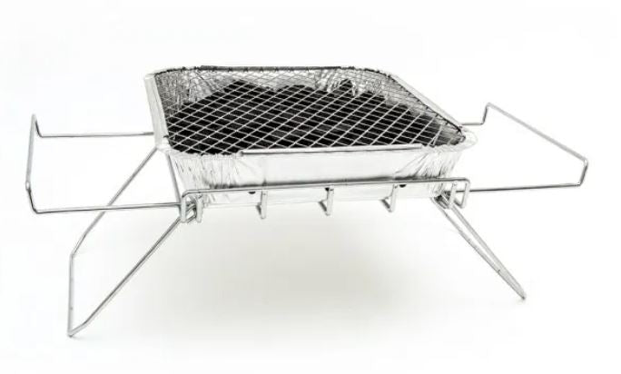 Bar-Be-Quick Instant Barbecue Stand