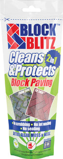 Block Blitz Block Paving Cleaner 380g
