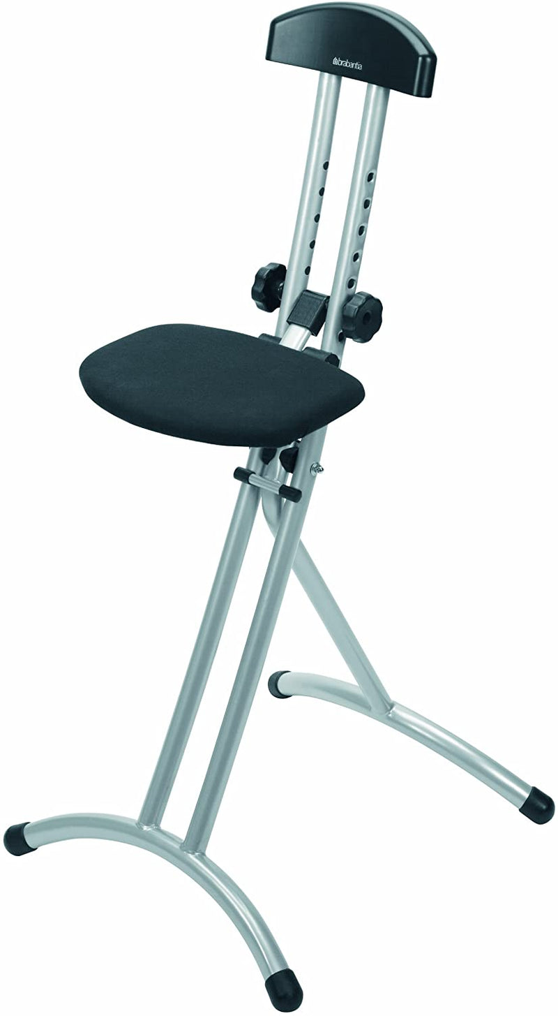 Brabantia Art. 371684 Ironing Stool With Adjustable Seat