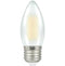 Crompton 7192 Pearl LED Candle Filament Dimmable 5W 2700K ES-E27 Lightbulb