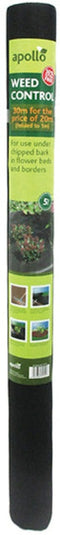 Apollo Weed Control Fabric 20m +50% NORFOLK DELIVERY ONLY