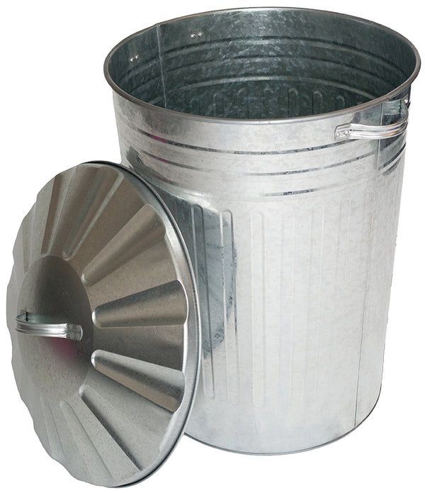 Homehardware Galvanised Bin and 80 Litre