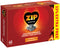 Zip SB091212 High Performance Firelighters Block x 30 +33% Free