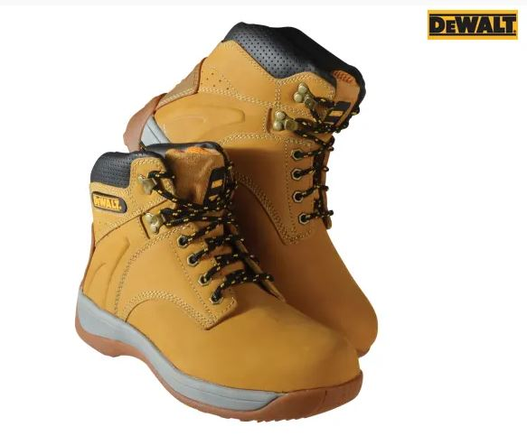 Dewalt Extreme3 Honey Safety Boots - Size 8