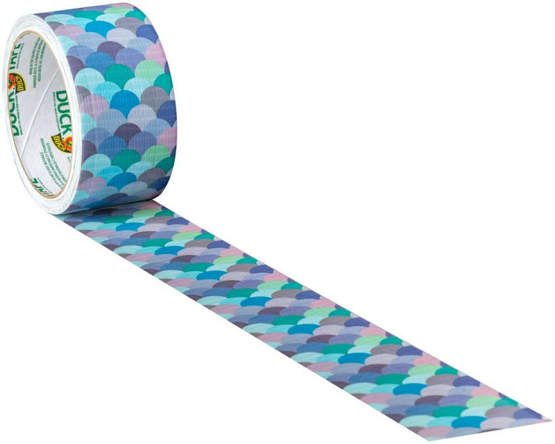 Duck Tape Mermaid 48mm x 9.1m