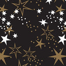 Duck Tape Metallic Stars