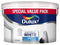 Dulux Matt Pure Brilliant White 7 Litres 5605546