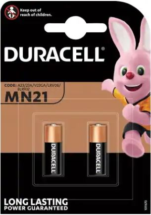 Duracell MN21 Battery - Pack of 2