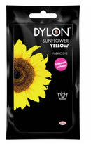 Dylon Hand Dye Sunflower Yellow 50g 2044030