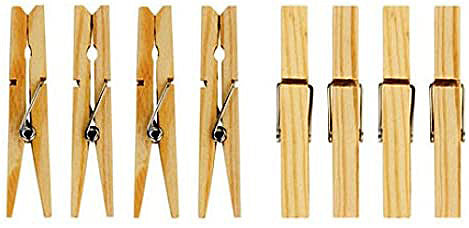 Elliot Pinewood Clothes Pegs Pack of 36