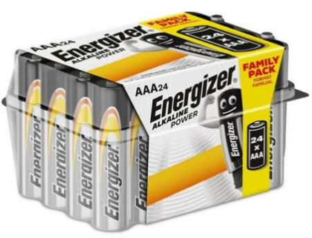 Energizer AAA Battery - Pack of 24