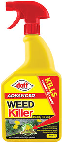 Doff Advanced Weedkiller 1L Ready to Use