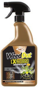 Doff Weedout Extra Tough Ready To Use 1 Litre F-FQ-A00-DOF