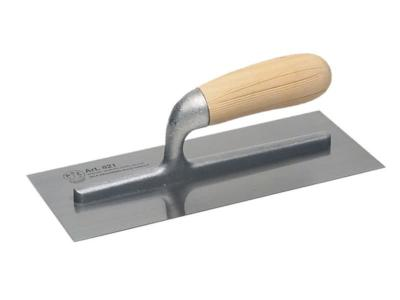 Faithfull 821 Plasterer's Trowel Wooden Handle 11 x 4.3/4in
