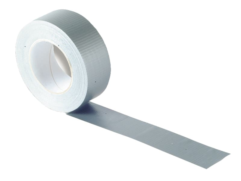 Faithfull Gaffa Tape Heavy Duty 50mm x 50m Silver