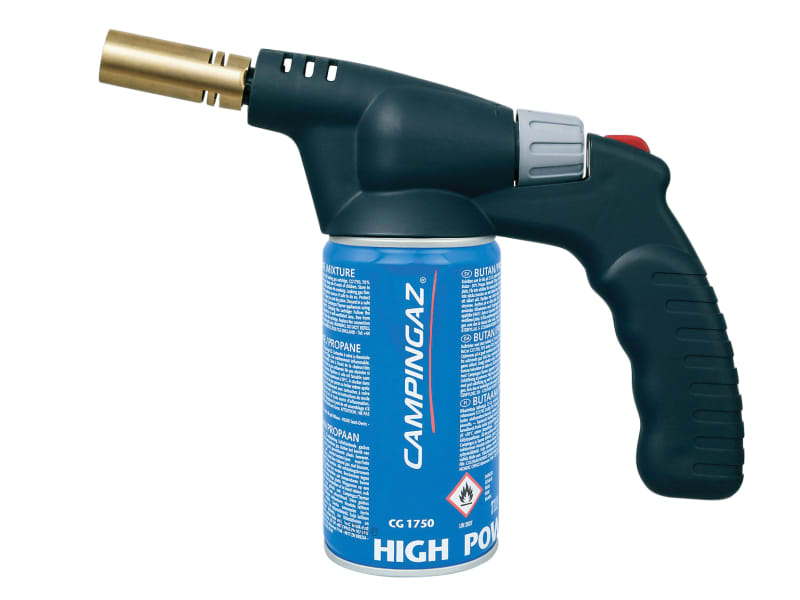 CampingGaz TH 2000PZ Handy Auto Blowlamp with Gas