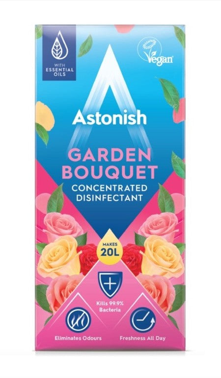 Astonish Garden Bouquet Disinfectant 500ml