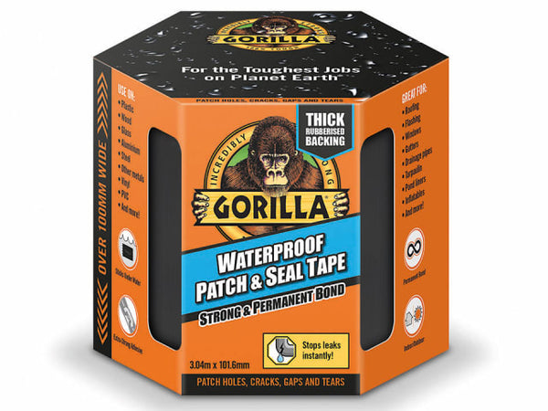 Gorilla Patch & Seal Tape 3m 3044721