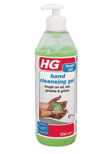 HG Hand Cleansing Gel 500ml