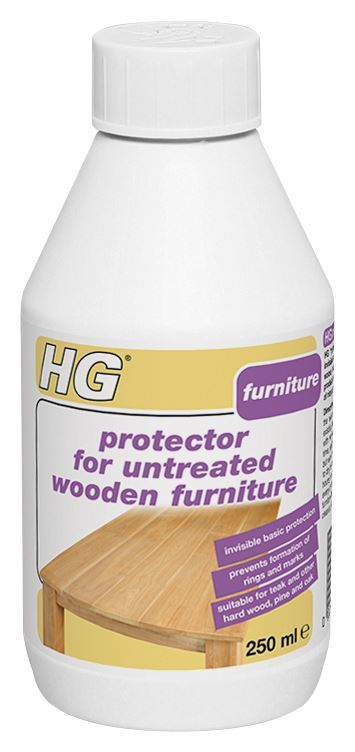 HG Protector For Untreated Wooden Furniture 250ml