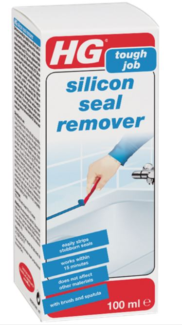 HG Silicon Seal Remover 290010106 100ml