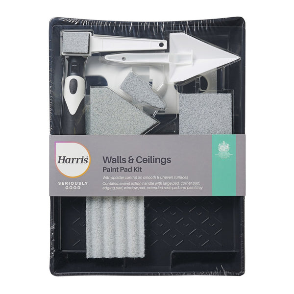 Harris Seriously Good Wall & Ceiling Paint Pad Set 102012600