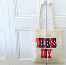 Thorns DIY Shoulder Tote Bag