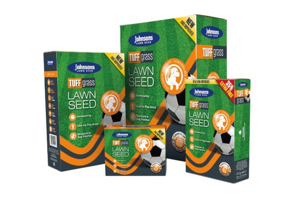 Johnsons Tuffgrass 250GM Patch Pack